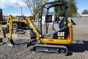 Photo #3: Excavator and skilled operator for hire $85/hr