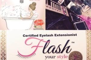 Photo #2: EyeLash Extentions. Flash your style