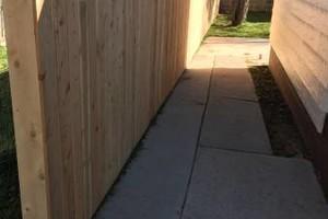 Photo #16: T'Squard enterprises - Quality fences