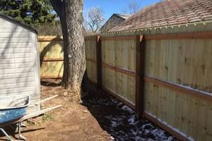 Photo #9: T'Squard enterprises - Quality fences