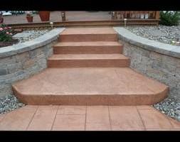 Photo #3: Norberto's Concrete and landscape