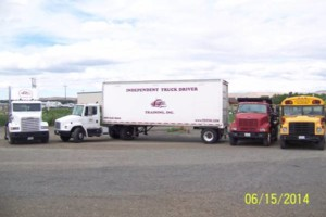 Photo #1: Independent Truck Driver Training,