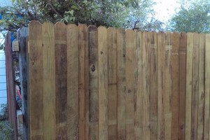 Photo #3: Wood Fence Buiders