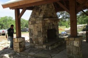 Photo #3: Masonry work - stucco, flagstone, brick, rock, concrete