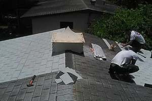 Photo #1: HG ROOFING REPAIRS