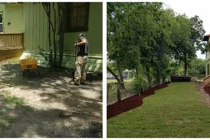 Photo #7: IndustriaLawn LLC. landscaping, pressure washing, tree service