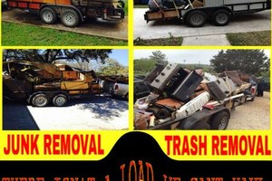Photo #3: Disposal Services for Misc Junk-Brush-Trash-Construction...