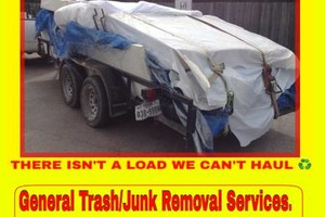 Photo #2: Disposal Services for Misc Junk-Brush-Trash-Construction...