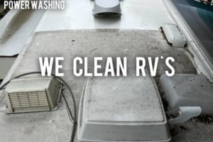 Photo #1: PSI POWER WASHING