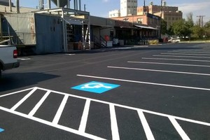 Photo #1: TRIPLE M ASPHALT PAVING
