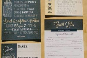 Photo #5: Professional Wedding Invitation Design