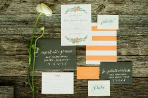 Photo #4: Professional Wedding Invitation Design
