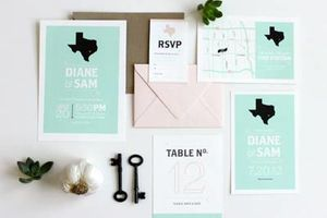 Photo #3: Professional Wedding Invitation Design