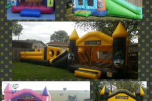Photo #17: Margarita/popcorn machines, moonwalks, combos, obstacles, waterslides...