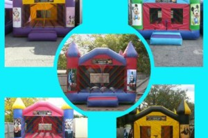 Photo #13: Margarita/popcorn machines, moonwalks, combos, obstacles, waterslides...
