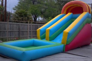 Photo #7: Margarita/popcorn machines, moonwalks, combos, obstacles, waterslides...