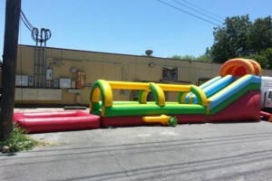 Photo #6: Margarita/popcorn machines, moonwalks, combos, obstacles, waterslides...