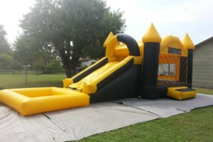 Photo #2: Margarita/popcorn machines, moonwalks, combos, obstacles, waterslides...