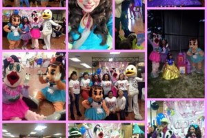 Photo #2: Mascots, shows for kids, face painting, concession machines...