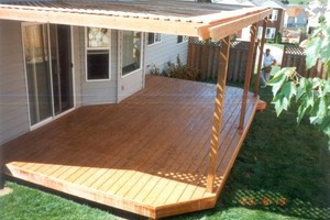 Photo #3: Decks by Ceaser!