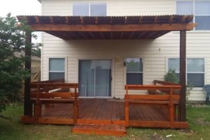 Photo #3: Oasis Decks and Home Improvements