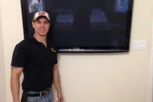 Photo #2: Elite Innovations. TV Wall Mounting Services/ Surround Sound/ Home Theater