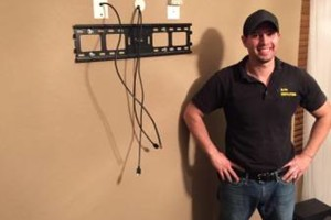 Photo #6: Elite Innovations. TV Wall Mounting Services/ Surround Sound/ Home Theater