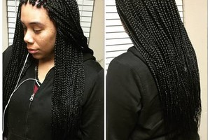 Photo #9: HAIR SEWIN AND AFRICAN BRAIDS