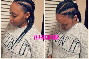Photo #7: HAIR SEWIN AND AFRICAN BRAIDS