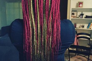 Photo #3: HAIR SEWIN AND AFRICAN BRAIDS