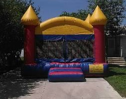 Photo #1: Moonbounce rental $60! Free deliver, set up and pick up!