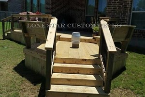 Photo #16: Arresting Your Attention With Arbors! Lone Star Custom Decks