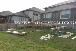 Photo #15: Arresting Your Attention With Arbors! Lone Star Custom Decks