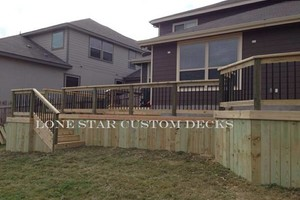 Photo #14: Arresting Your Attention With Arbors! Lone Star Custom Decks