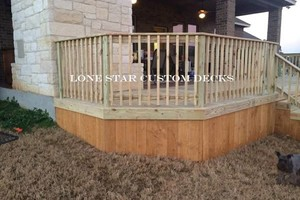 Photo #12: Arresting Your Attention With Arbors! Lone Star Custom Decks
