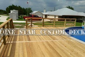 Photo #10: Arresting Your Attention With Arbors! Lone Star Custom Decks