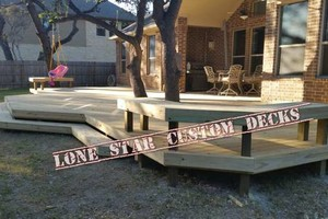 Photo #6: Arresting Your Attention With Arbors! Lone Star Custom Decks