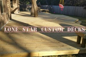 Photo #5: Arresting Your Attention With Arbors! Lone Star Custom Decks