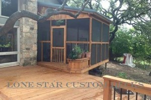Photo #4: Arresting Your Attention With Arbors! Lone Star Custom Decks
