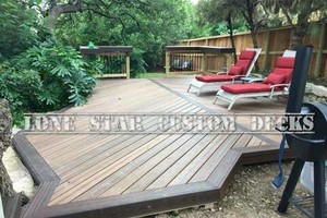 Photo #1: Arresting Your Attention With Arbors! Lone Star Custom Decks