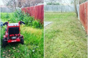 Photo #5: Firefighter Lawn Services/Mow, Trim, Edge and Clean-up