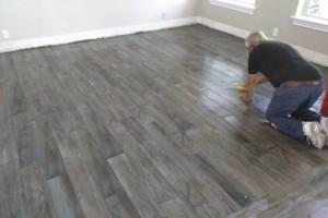 Photo #1: Beltran Tile. Special on Floor Tile Installation!