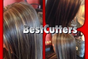 Photo #18: Eliana's Best Cutters. –Cut, Color, Full Head of Highlights & Style