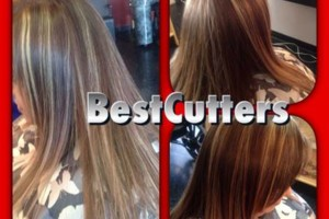 Photo #17: Eliana's Best Cutters. –Cut, Color, Full Head of Highlights & Style
