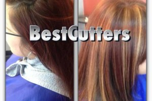 Photo #16: Eliana's Best Cutters. –Cut, Color, Full Head of Highlights & Style