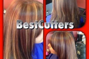 Photo #14: Eliana's Best Cutters. –Cut, Color, Full Head of Highlights & Style