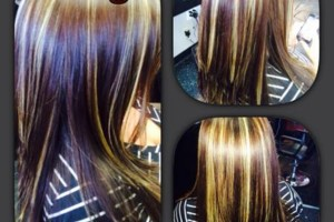 Photo #12: Eliana's Best Cutters. –Cut, Color, Full Head of Highlights & Style