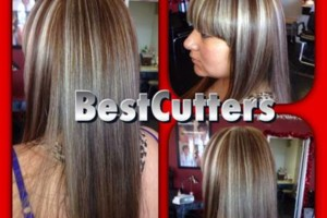 Photo #11: Eliana's Best Cutters. –Cut, Color, Full Head of Highlights & Style