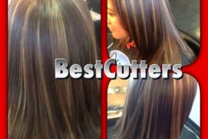 Photo #10: Eliana's Best Cutters. –Cut, Color, Full Head of Highlights & Style