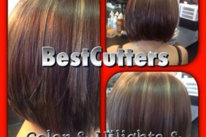 Photo #9: Eliana's Best Cutters. –Cut, Color, Full Head of Highlights & Style